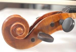Chevilles violon: entretien de l'instrument