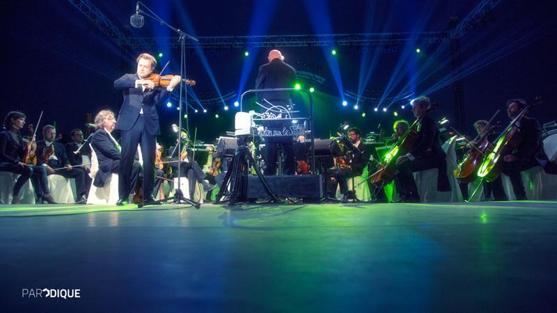 violoniste festival