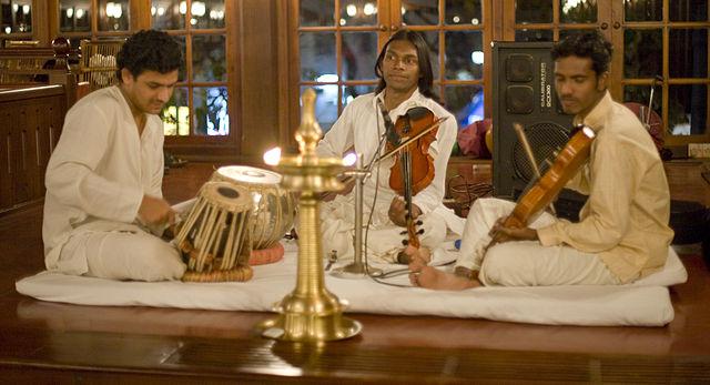 violonistes-indiens